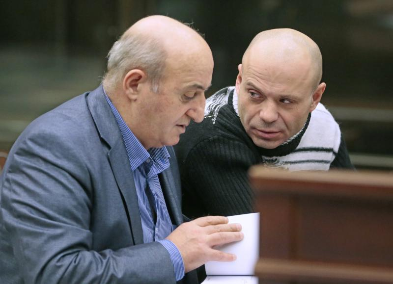 Ex-officer on trial in Russian journalist's murder