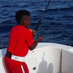 Social Media Roundup: LeBron James Jr. Catches a Tuna and More