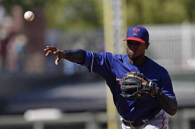 Rangers' Profar out 10-12 weeks with shoulder tear