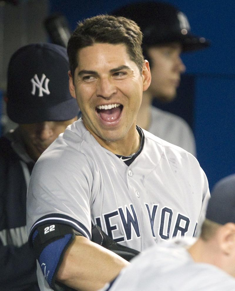 Ellsbury sits with sore ankle