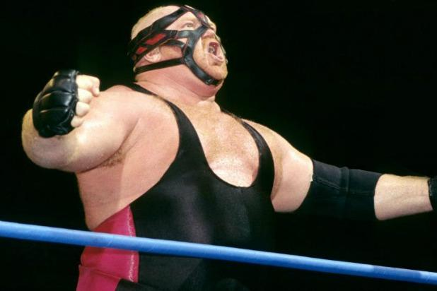 Big Van Vader says he has two years to live