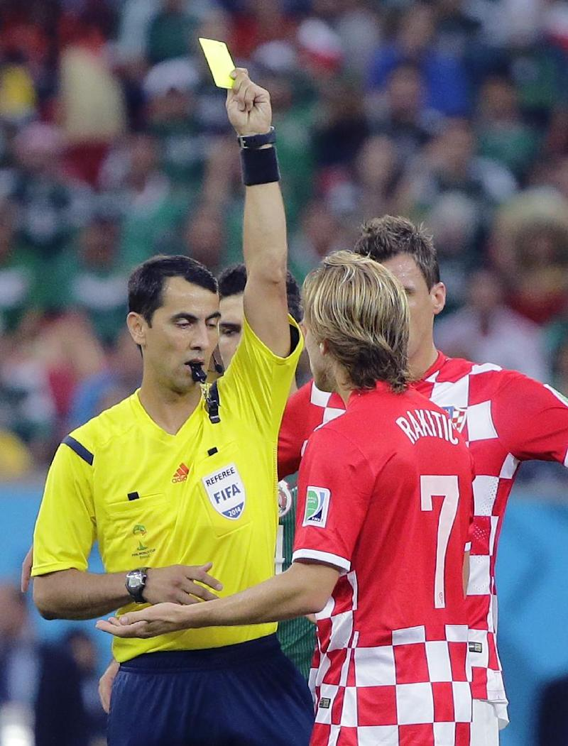 FIFA picks ref Irmatov for US-Germany match