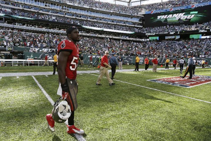 Buccaneers aim to clean up undisciplined play