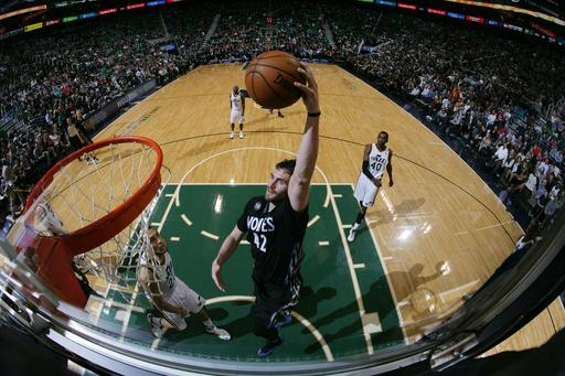 Love leads Timberwolves to 112-97 win over Jazz