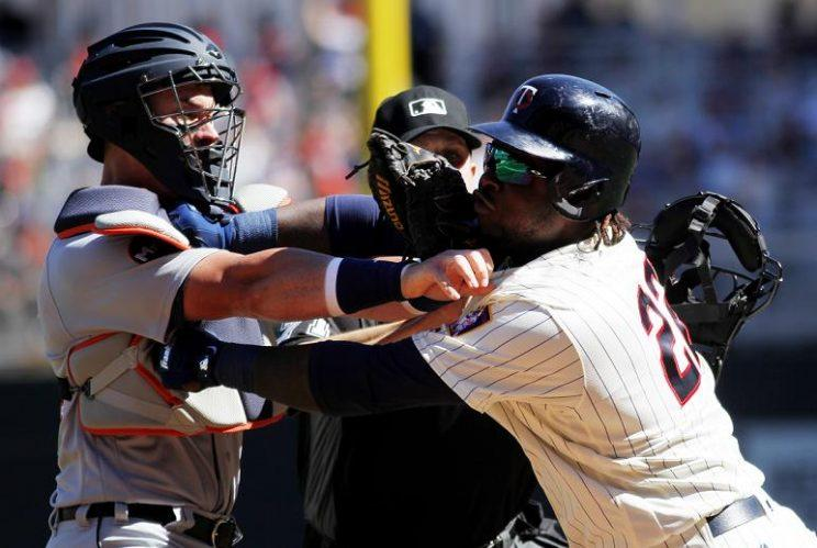 Twins' Sano suspended 1 game for benches-clearing role