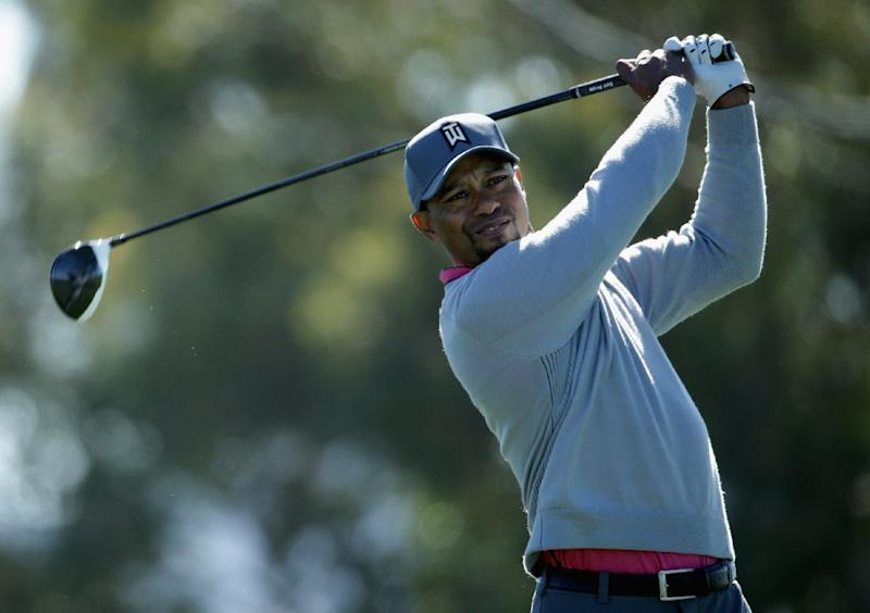Tiger Woods stumbles home to a 76 in return at Torrey Pines