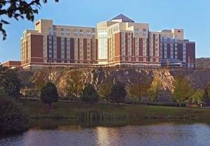 Beat the Winter Blahs With a Family Staycation at the Boston Marriott Quincy Hotel