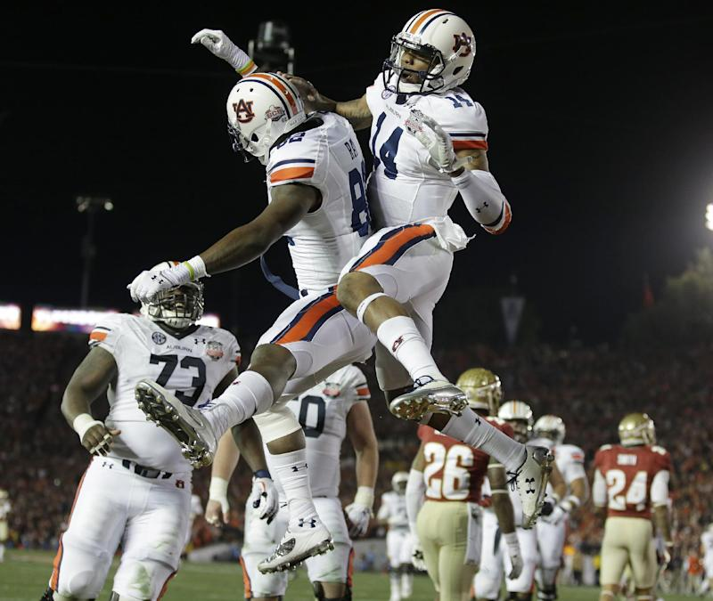 Mason, Marshall can't deliver another Auburn win