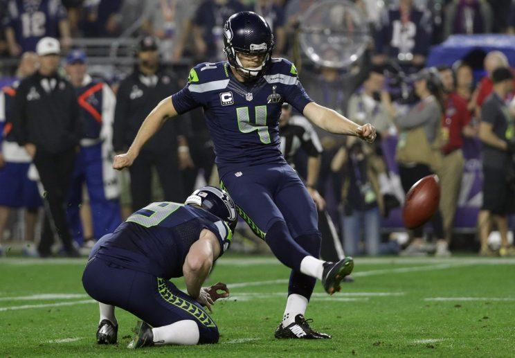 Seahawks Kicker Stephen Hauschka's Name Has Been Misspelled for Entire Career