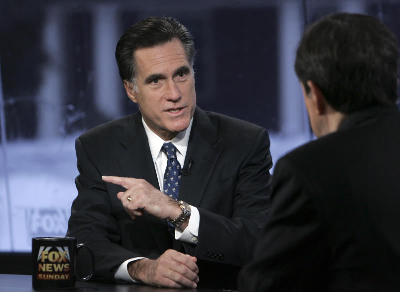 Romney to give first postelection interview to Fox
