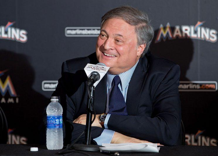 Marlins Owner Loria Could Be Trump's Ambassador To France