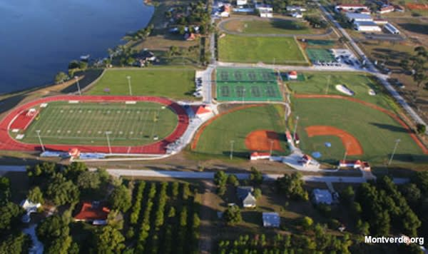 Montverde Academy athletic fields