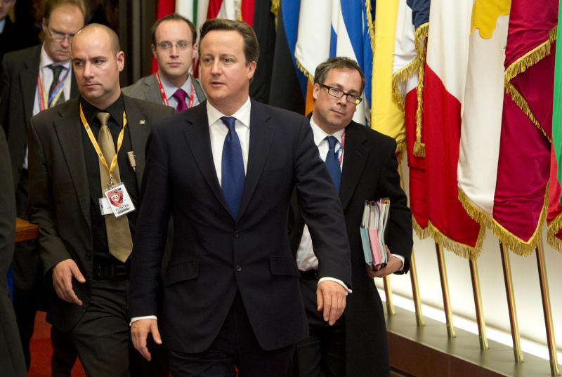 EU summit ends without budget deal