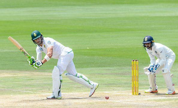 We have asked for pace and bounce in Centurion: Faf du Plessis