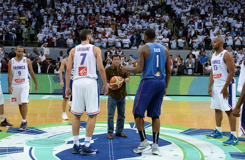 2016 FIBA World Olympic Qualifying Tournament – Manila