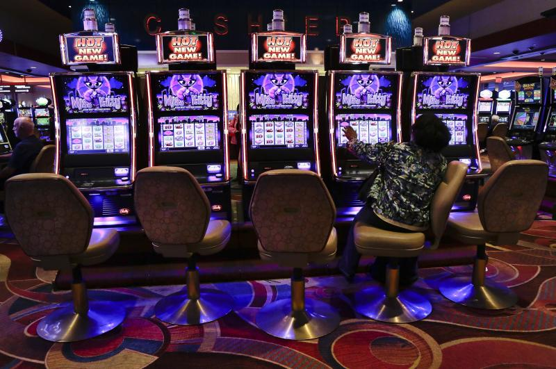 Casino: Woman shown $43M jackpot actually owed $2.25