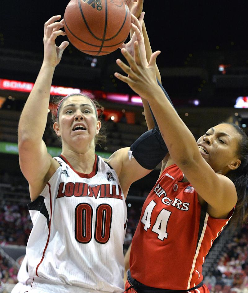 Taylor and Hammond lift Louisville over Rutgers