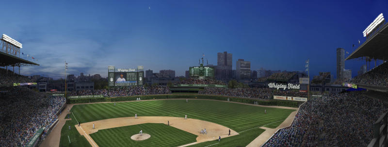 Cubs chairman threatens to move team from Wrigley