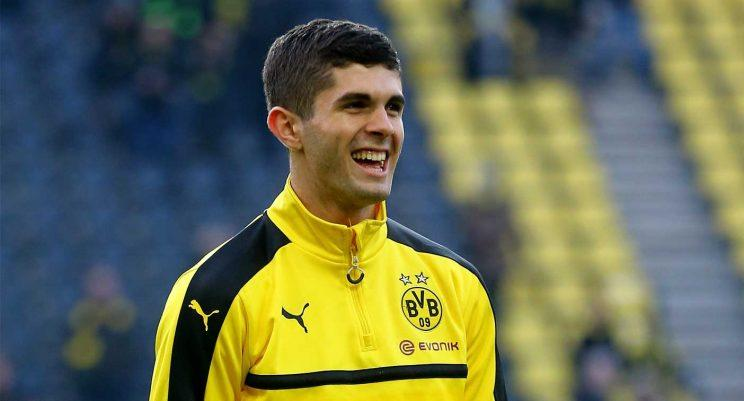Liverpool target Christian Pulisic signs new long-term deal with Borussia Dortmund