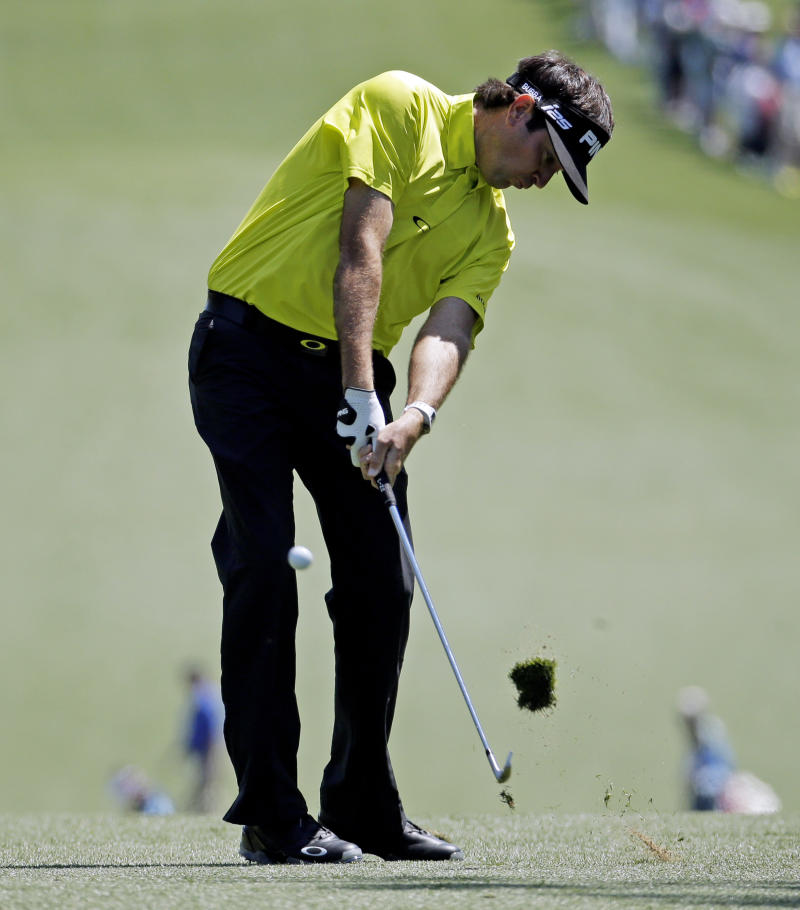 Bubba ready to compete for second green jacket