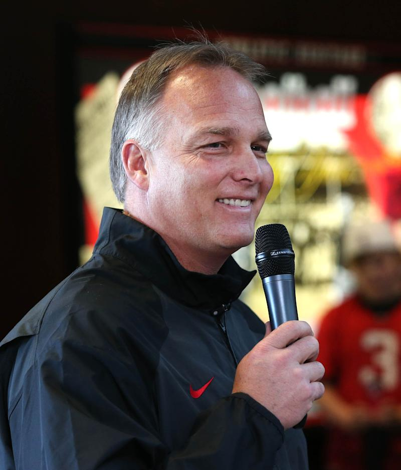 Georgia's Richt mulling over discipline for 4