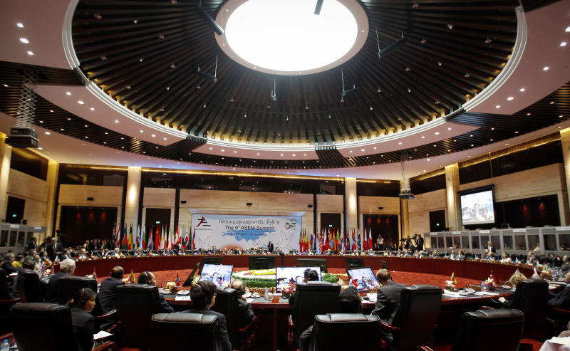 Asia-Europe Meeting: build growth with cooperation