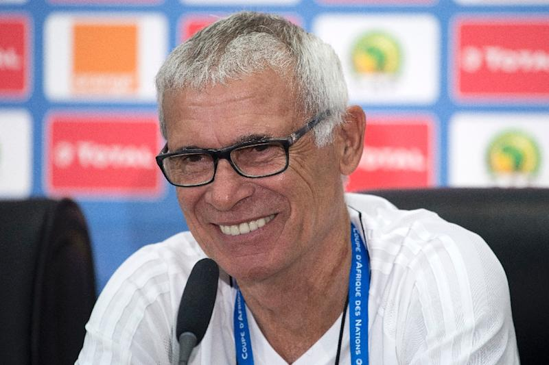 Egypt coach Hector Cuper is charged with the daunting task of making the record seven-time African champions a force again