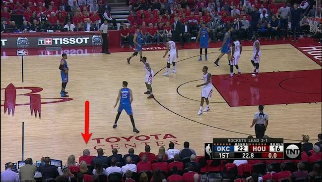 NBA fines Rockets owner $100000 for confronting referee