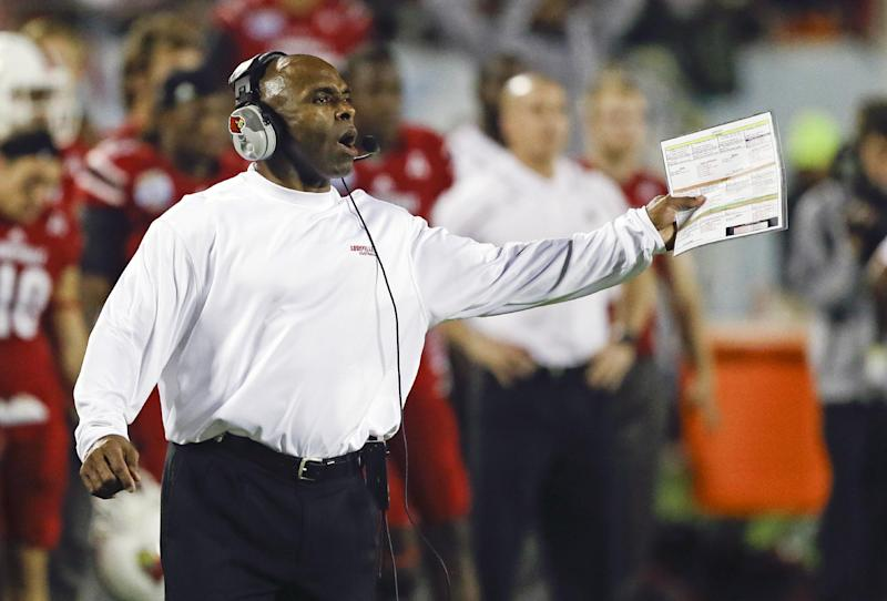 Charlie Strong promises Texas will be tough