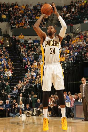 George has 24, Pacers rally past Pelicans 99-82