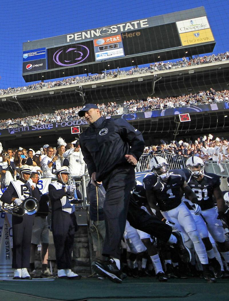 NCAA to restore Penn State football scholarships