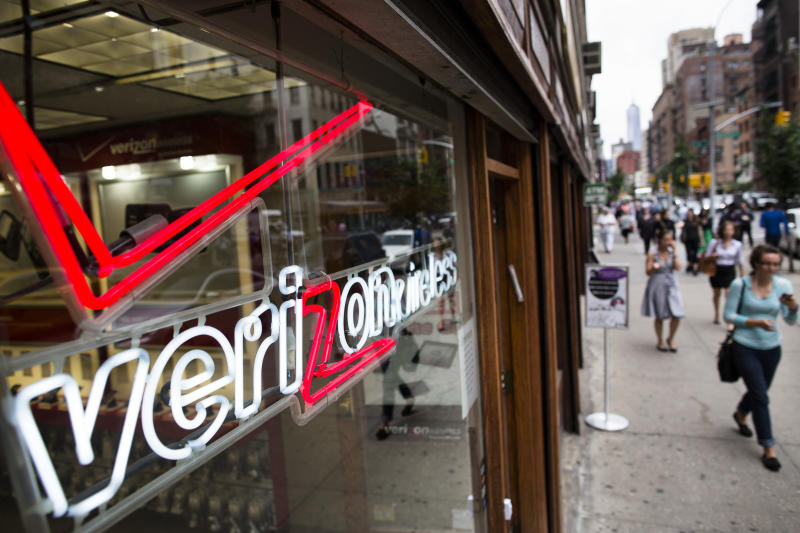 Verizon has biggest bond sale in history