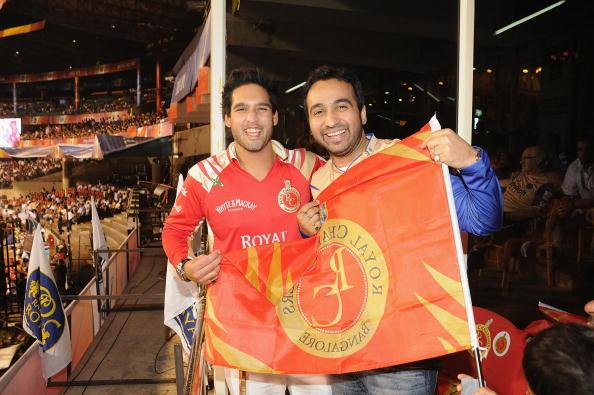 Royal Challengers Bangalore v Rajasthan Royals - IPL : News Photo