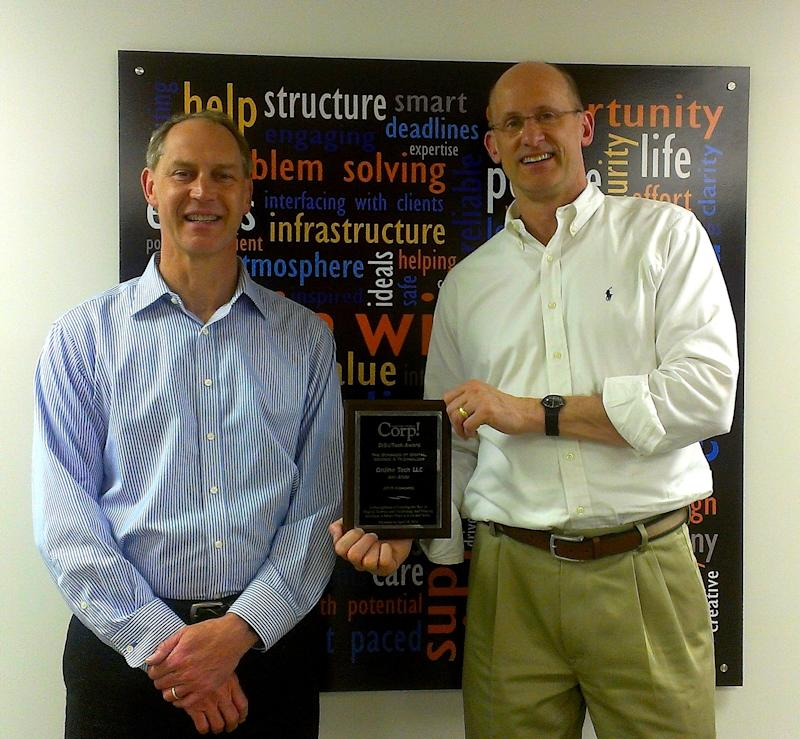 Online Tech Honored as One of Michigan's Leading Technology Companies