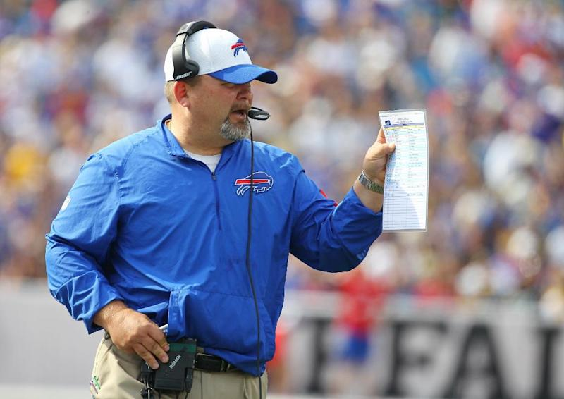 Bills turn to Lynn to fix struggling offense