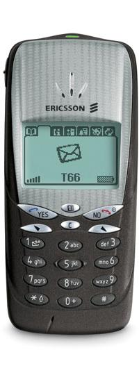 In 2001, Ericsson became a key player in the cell phone market with its release of the tiny Ericsson T66.