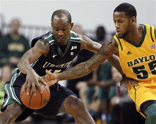 Baylor struggles, rallies to beat SC Upstate 73-57