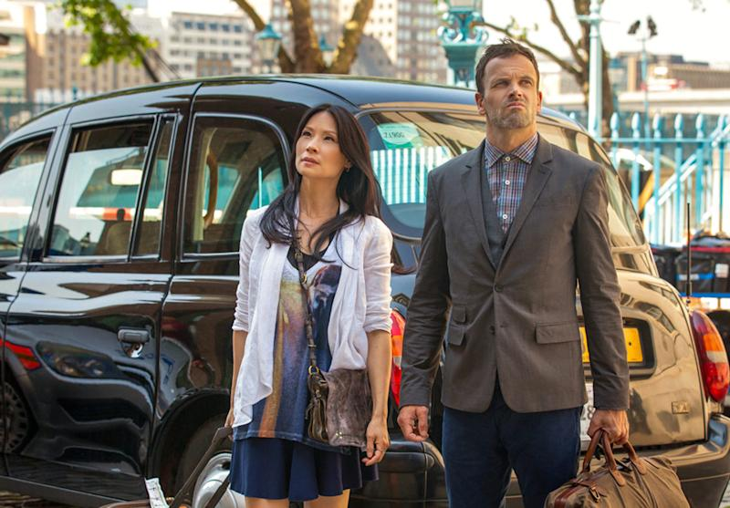 'Elementary' brings a stateside Sherlock to London