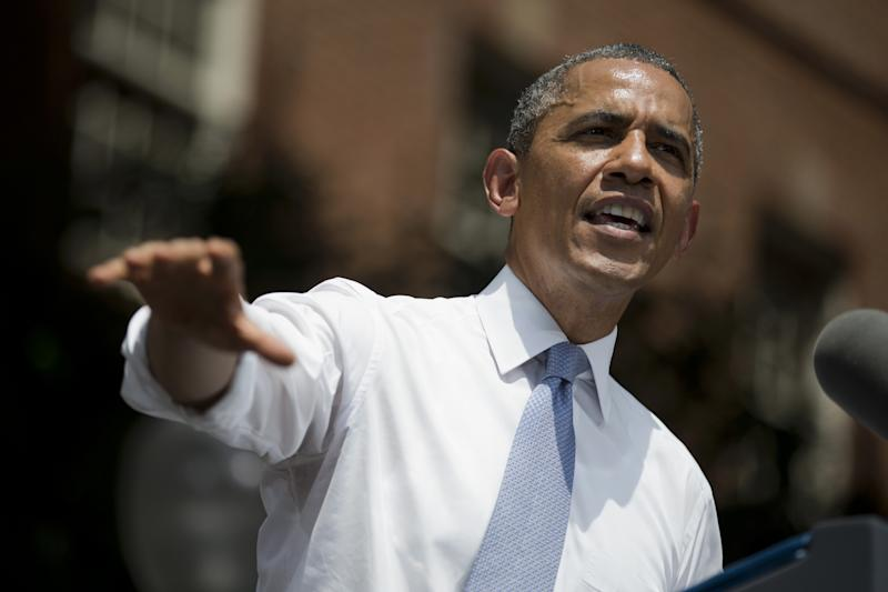 Fracking critics unhappy with Obama climate speech