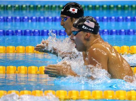Rio Olympics results: Chase Kalisz wins silver medal in 400m IM