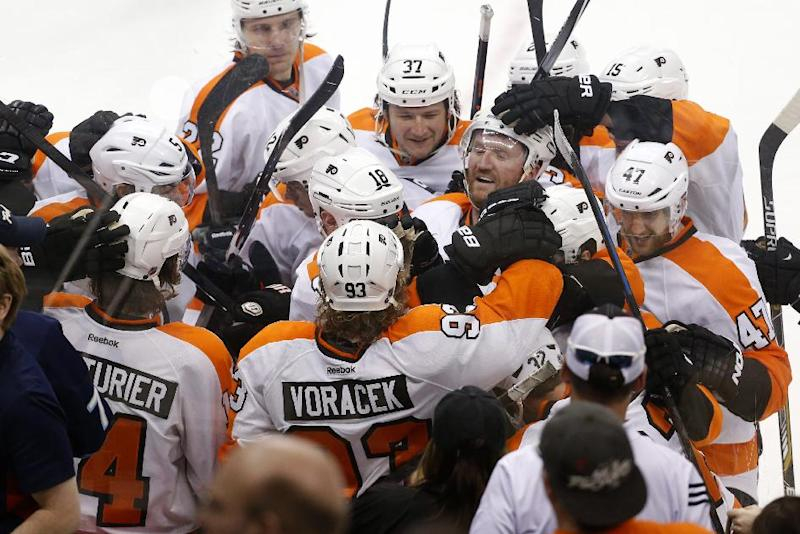 Flyers turn worst start into postseason berth
