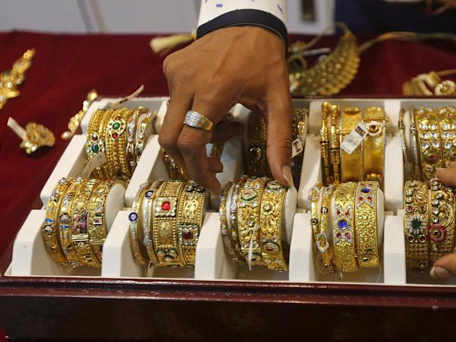 Buying gold? It's at a two-week high