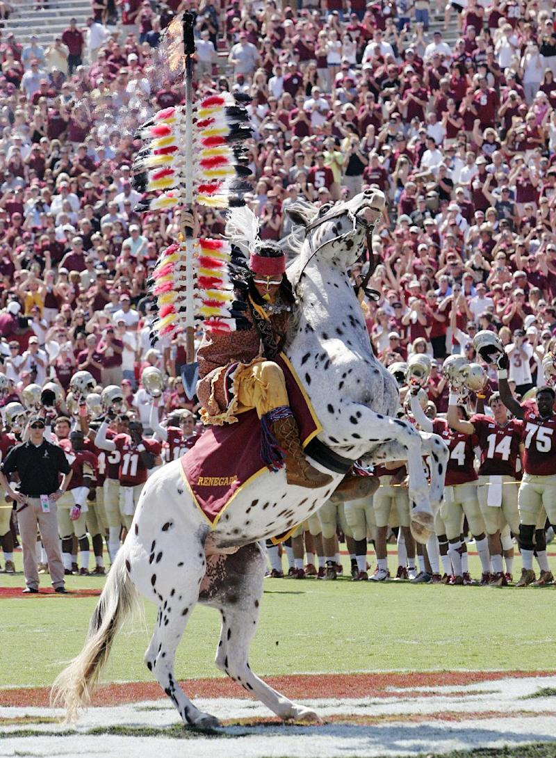 Seminoles nickname not a problem at Florida State