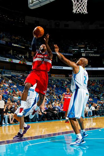 Wall carries Wizards past Hornets, 99-89
