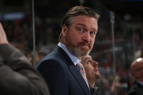 Patrick Roy Resigns As Coach Of Avs