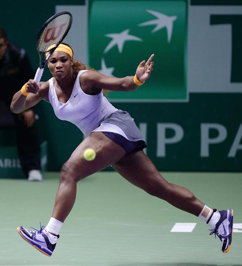 Serena to face Jankovic in semifinal in Istanbul