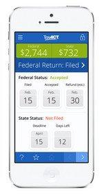TaxACT Launches New Smartphone App, TaxACT Express, for Free Federal Tax Filing