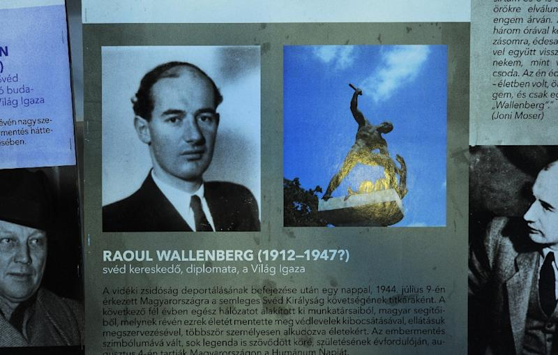 Sweden declares hero Wallenberg officially dead