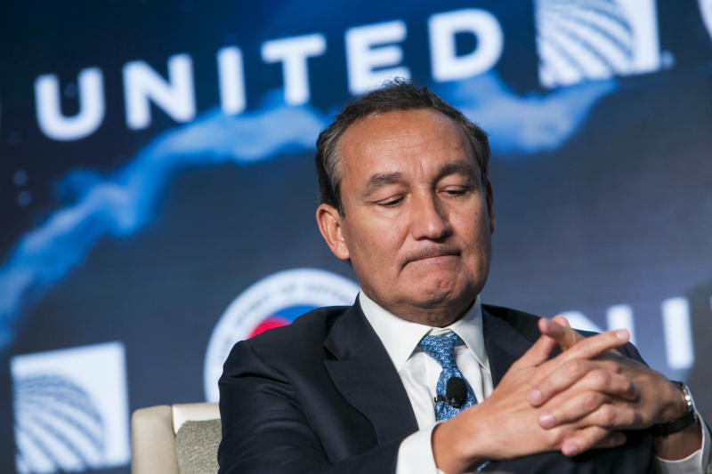 United Airlines Stock Drops $1.4 Billion After Passenger Removal ControversyMore