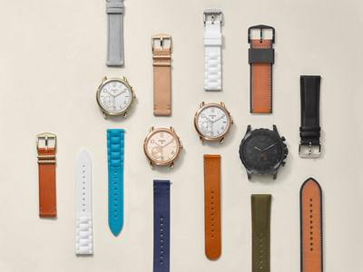 New Fossil Q Hybrid Smartwatch Series Goes Official